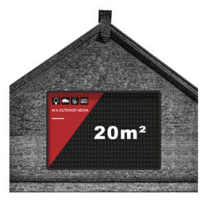 20m2 affiche