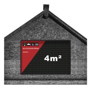 4m2 affiche
